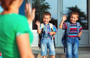 как подготовить детей в школу
